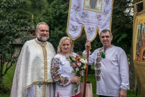 64th Holy Dormition Pilgrimage and His Beatitude Patriarch Sviatoslav's visit
