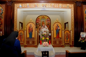 Celebrating Bishop Paul Chomnycky's Feast Day