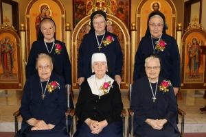 Celebrating our Jubilarian Sisters