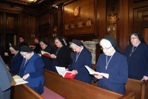 Celebrating Sr. Kathleen Hutsko, our Provincial Superior's Feast Day
