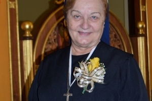 Celebrating Sr.Theresa Anne Slota's 50th Years of Service to God and His people