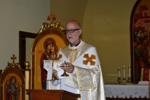 Celebration of Bishop Paul's Feast Day