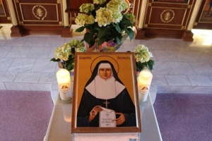 Day 2 - Triduum in Preparation for the Celebration of Blessed Josaphata's 100th Anniversary of Death