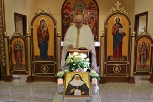Day 3 - Triduum in Preparation for the Celebration of Blessed Josaphata's 100th Anniversary of Death