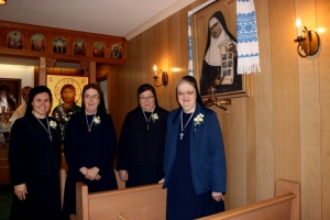 Dedication and Blessing of Blessed Josaphata Chapel