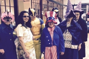 Halloween 2014 at St. Joseph's Home