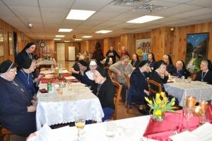 Metropolitan Archbishop Stefan Soroka's feast day celebration