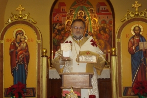 Metropolitan Stefan Soroka's Feast Day Celebration.