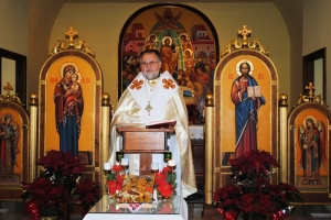 Most Rev. Stefan Soroka's Feast Day celebration