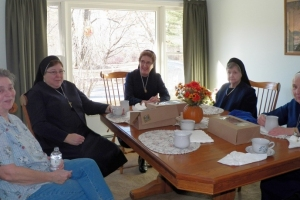 Sisters Celebrated Blessed Josaphata's Day
