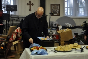 SSMI's renewal of vows on Immaculate Conception