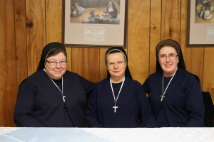 SSMI's Welcome to USA Sr. Sofija Lebedowicz new Superior General