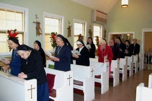 St. Joseph's Adult Care closing of the 70th Anniversary