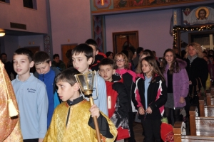 St. Nicholas Ukr. Cath. School: Catholic Schools Week: Communities of Faith, Knowledge and Service
