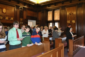 Teen's Day of Reflection based on Zacchaeus' Story