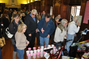 Tricky Tray ( Chinese Auction) at St. Mary's Villa