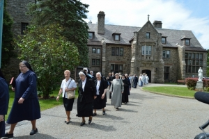 125th Anniversary of the Congregation of the Sisters Servants of Mary Immaculate