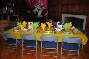 Calendar Party 2011