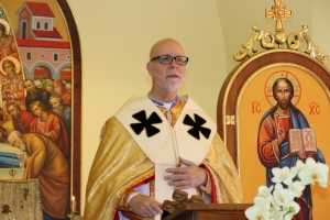 Celebrating Bishop Paul Chomnycky's Feast Day