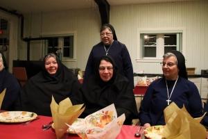 Celebrating Sr. Kathleen's Feast Day