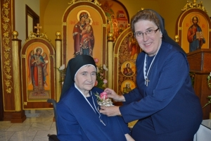 Celebrating Sr. Rose Margaret Kanski's 60th Year of Service to God and His people