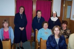 Celebration of the 10th Anniversary of the Beatification of Blessed Josaphata Hordshevska