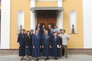 In Ukraine, SSMI's opened 125th Jubilee celebrations