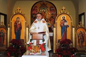 Most Rev. Stefan Soroka's Feast Day celebration