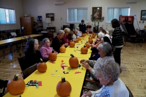 Residents of St. Joseph's Home enjoy every season!!!