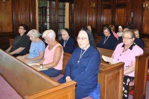 Sisters Servants Celebrated Bishop Paul Chomnycky's Feast Day on June 29