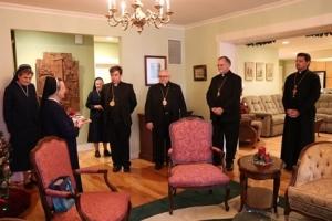 Sisters Servants hosted by Archbishop Stefan in Philadelphia