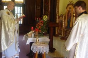 SSMI Celebrate Bishop Paul Chomnycky, OSBM Feast Day.