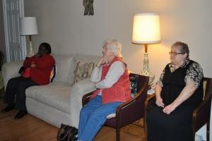 SSMI Lay Associates' Day of Prayer at St. Mary's Villa