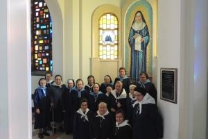 SSMI' s attend Blessings of Mosaics of Blessed Josaphata, SSMI and Servant of God Andrew, OSBM in Ph