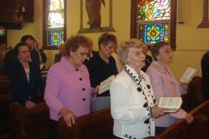 SSMI visit to St. Vladimir Ukrainian Catholic Church - Elizabeth, NJ.