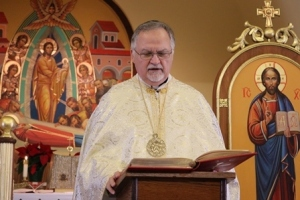 SSMI's celebrate Archbishop's Stefan's feast day