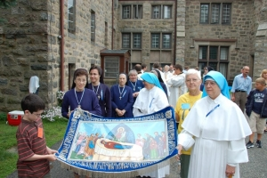 Sunday of the 55th Holy Dormition Pilgrimage