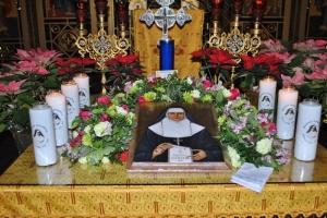Visit of Bl. Josaphata's Icon at St. Nicholas Ukrainian Catholic Church and School - Passaic, NJ