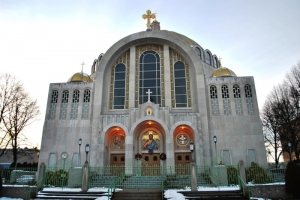 Visit to Immaculate Conception Cathedral, Philadelphia, PA
