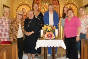 Women of Faith retreat